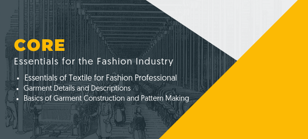essentials for fashion industry